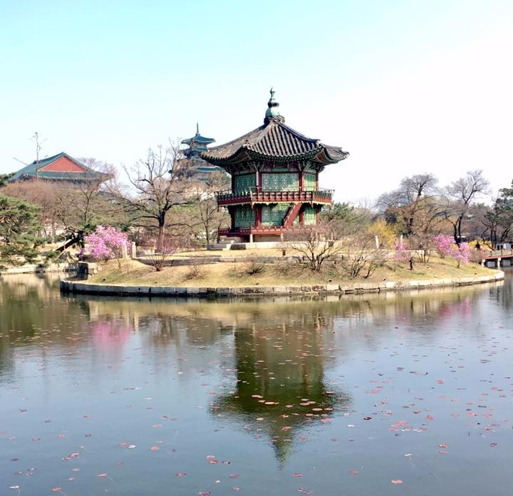 경복궁 Palace