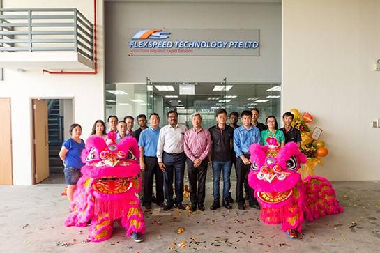Flexspeed Technology Pte Ltd