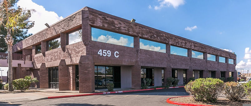 Arizona Restorative Psychiatry Buidling at 459 N Gilbert Road Gilbert, Arizona providing service for eating disorder, depression, bipolar, anxiety. Psychiatrist on staff