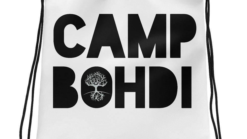 Camp Bohdi Drawstring bag