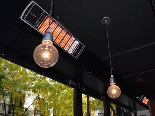 Ventajas de la calefacción eléctrica infrarroja.