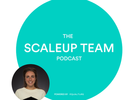 The Scale-Up Team Podcast (by Equalture)