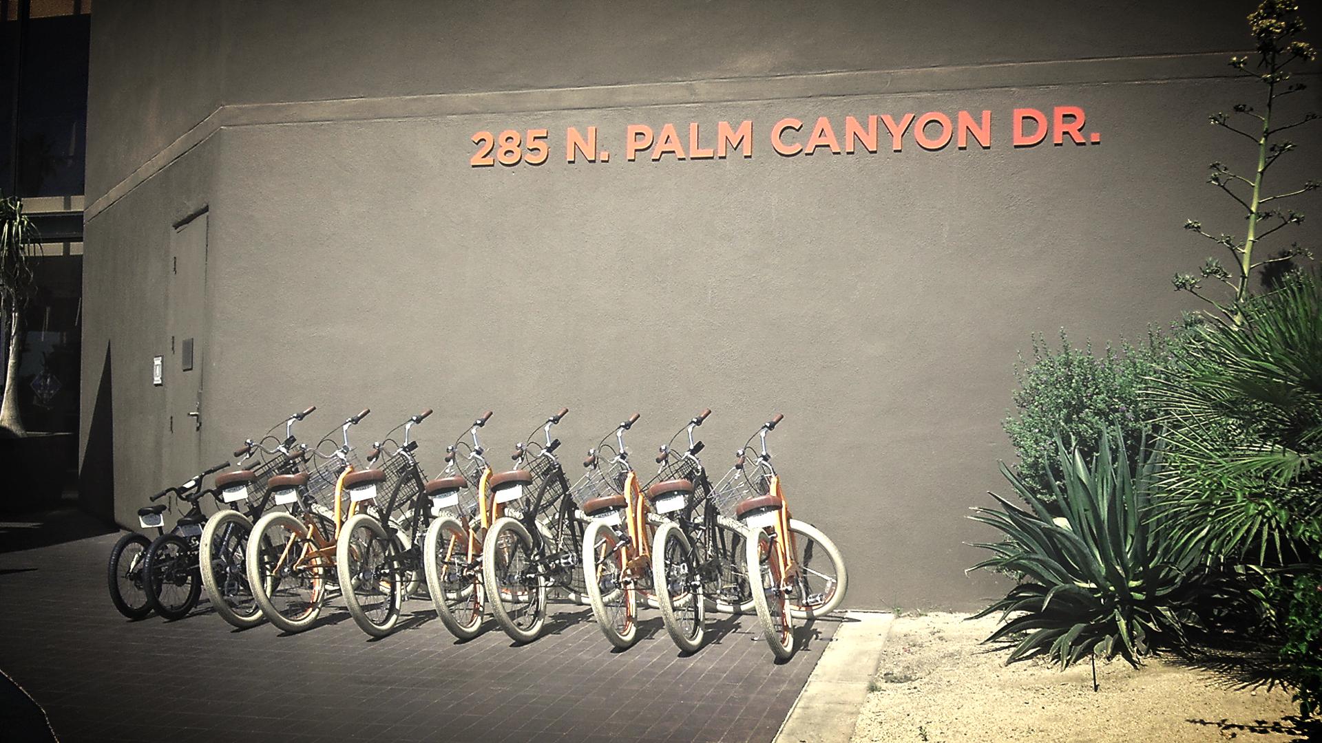Hyatt Palm Springs
