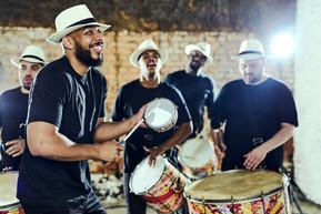 Schlagzeugband