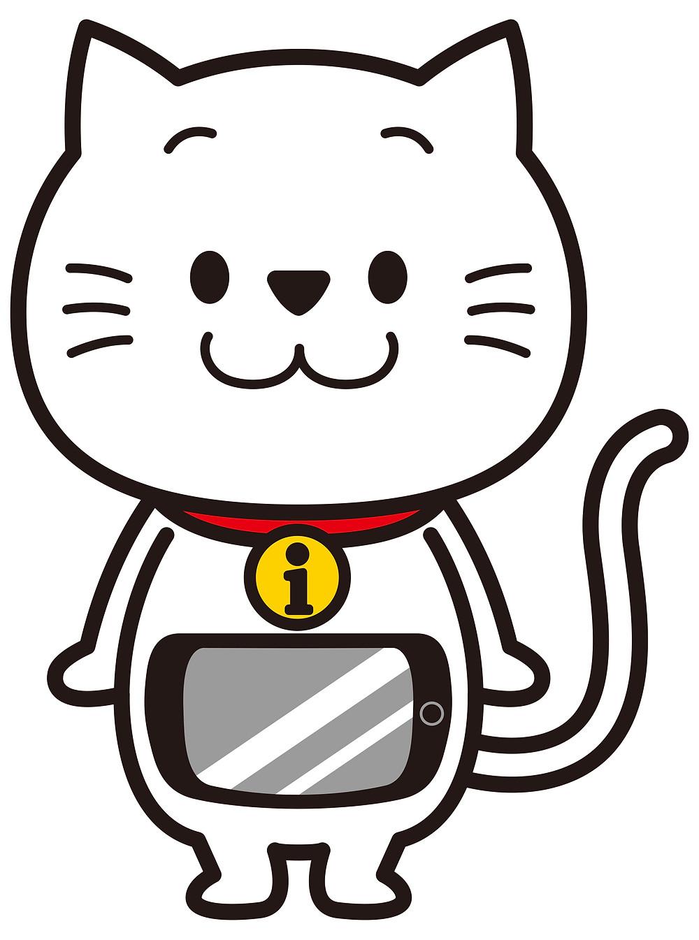 iPhone修理 あいあい 仙台店 マスコット あいたまちゃん