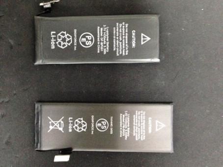 iPhone(アイフォン)のバッテリー特集♪