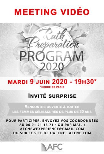 Meeting vidéo RPP, Mardi 09 Juin 2020