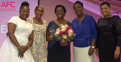 Juillet 2017 Conférence de la Femme Chrétienne AFC Antenne Martinique