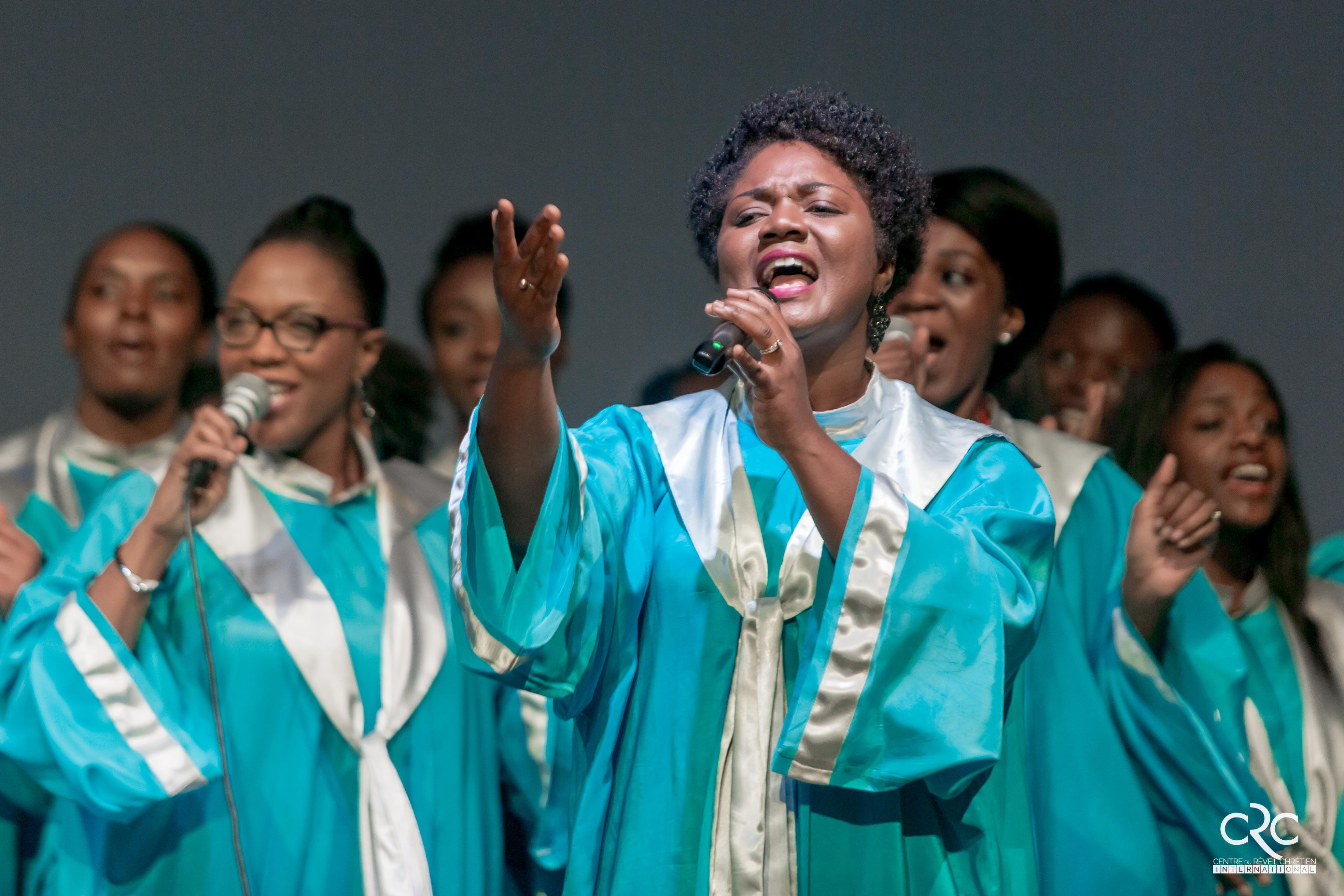 Total Praise ministry - Culte de Gospel de Paris