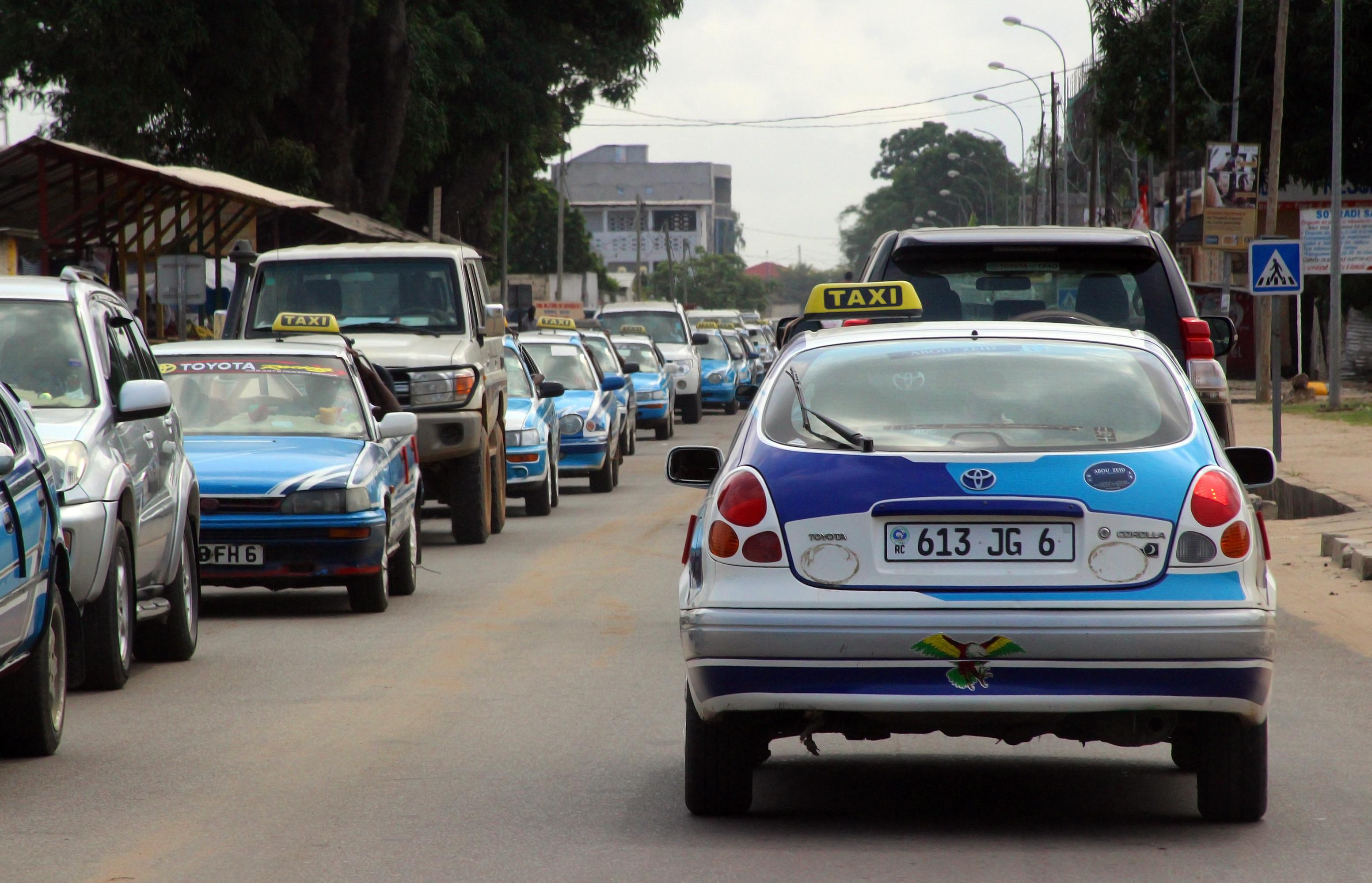 Pointe Noire, République du Congo