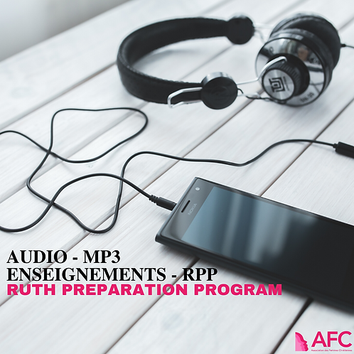 Audio RPP - Ruth Preparation Program