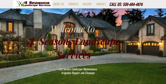 4 Seasons Landscape Services