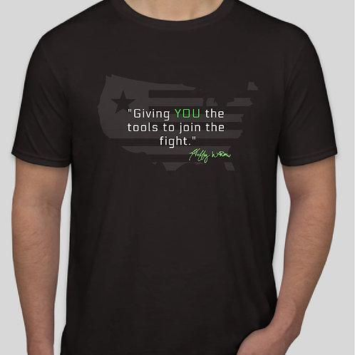 Digital Soldier Quote Tee (Short Sleeve)