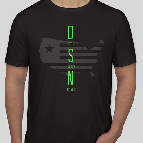DSN United States Tee (Short Sleeve)