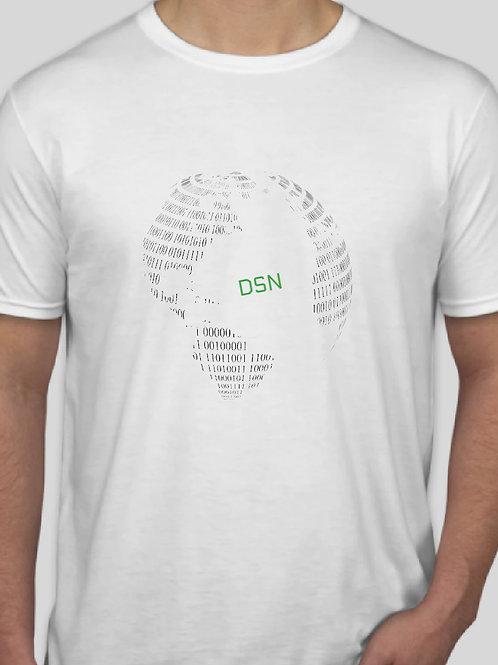 DSN Binary World Tee (Short Sleeve)