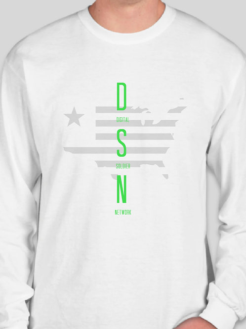 DSN United States Tee (Long Sleeve)