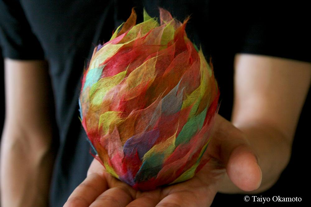 Fruit on Fire