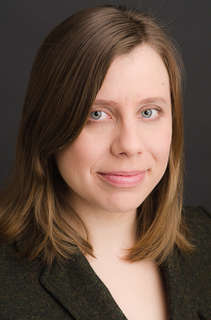 Professional headshot of a woman in Delaware County