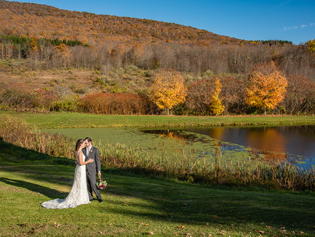 Wedding Photography in The Catskills at The Inn at West Settlement