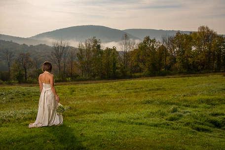 Bride in the Catskills