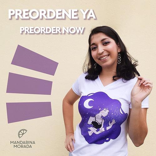 T-Shirts: Night (International Preorders)