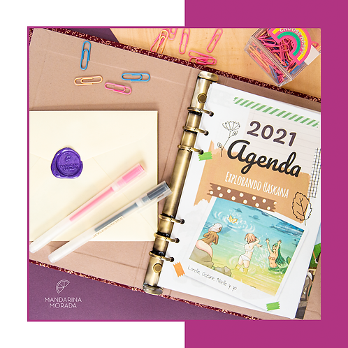 2021 Planner (AMPO)