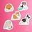 Thumbnail: Doggos sticker set