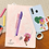 Thumbnail: Animal Crossing New Horizons sticker set