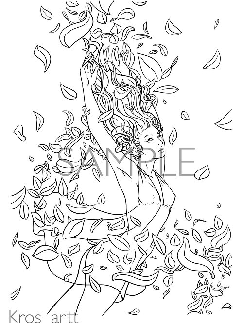 Coloring Page: Aries