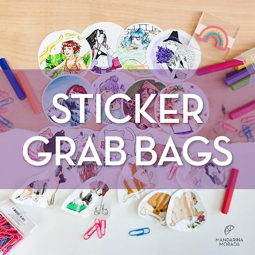 Sticker Grab-Bags