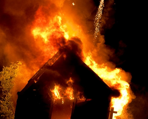 Kenya: Five Churches Burned Down in a Week
