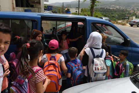Lebanon: Still Serving Syrian Refugees