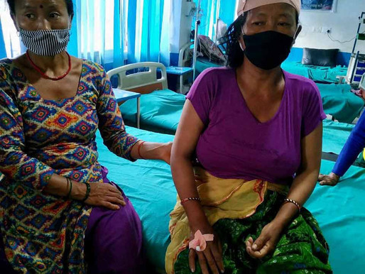 Nepal: Woman Stoned by Neighbour