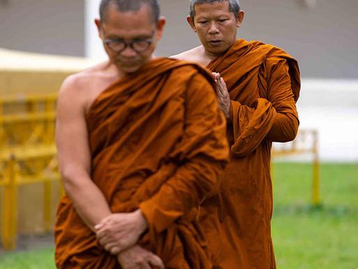 Buddhist Monks Lead Assault on Christian Pastor