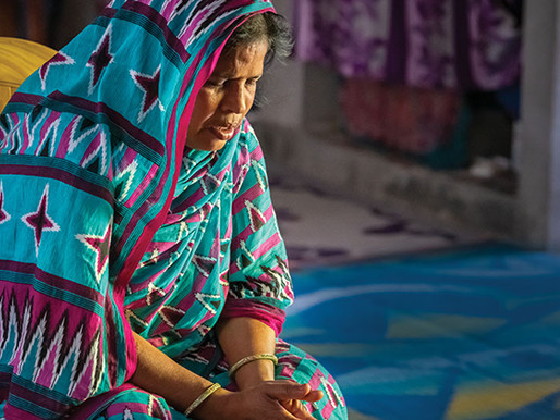 How to pray for the people in the Kandhamal district of India.