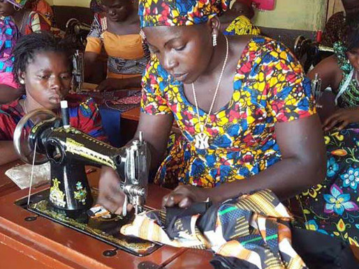 Sierra Leone: Tailoring Program Helps Transform Lives