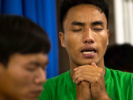 Laos: Transformation for Young Man