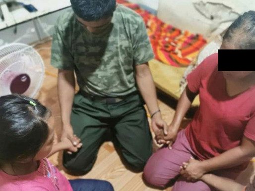 Myanmar: Persecution Fosters New Church Strategy