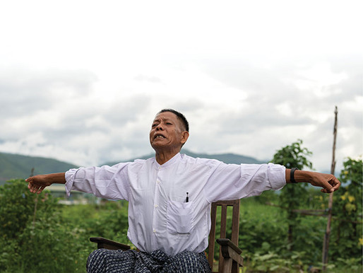 Myanmar: Christian-hating Lieutenant colonel becomes a Believer