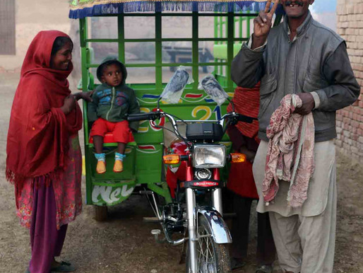 Pakistan: Freed from the Brick Kiln