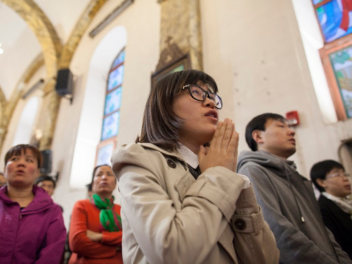 China: House Church Pastor Given Five Years in Prison
