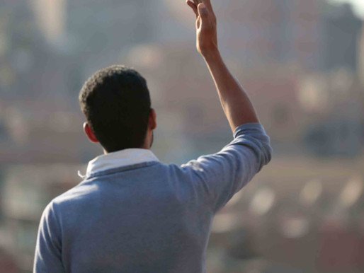Egypt: The Lord Jesus Has Chosen You