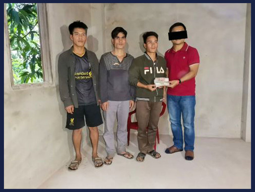 Laos: Six Believers Evicted from Village at Gunpoint