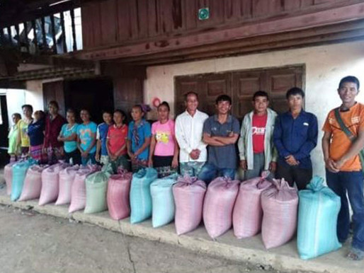 Laos: Pray for Families Denied Rice Following Drought