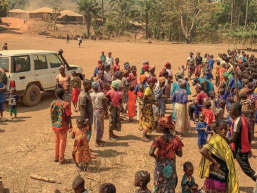 Sierra Leone: Saved from Human Sacrifice Through Christ's Sacrifice.
