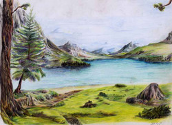 Bergsee 01
