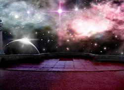 Aussicht auf das Universum