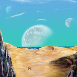Wüste des Lebens