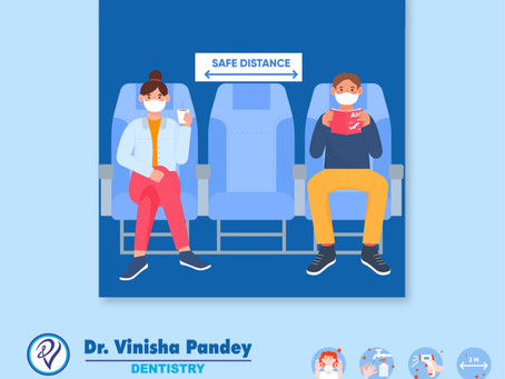 How safe is it to visit a Dentist during Covid-19 in India | Dr Vinisha Pandey Dentistry