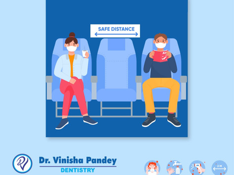 How safe is it to visit a Dentist during Covid-19 in India   Dr Vinisha Pandey Dentistry
